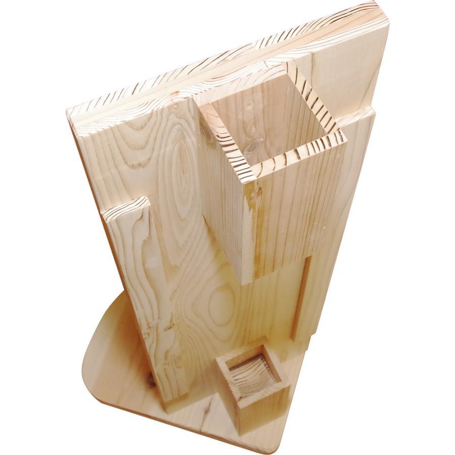 爪とぎ 木製 杉にゃん 本能の爪とぎ 縦型 入隅  研ぎカスが出にくく衛生的 長持ち つめとぎ スクラッチ 猫用品 柱 壁|pet-kagu-kagu|05