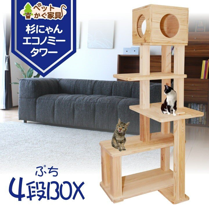 猫 タワー 人気