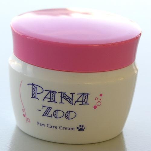 パナズー 肉球クリーム PANA-ZOO パウケアクリーム 足裏保護 60g pet-square