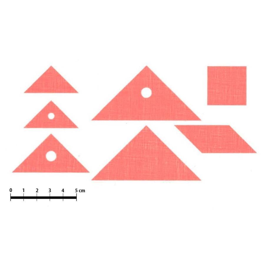 パズル D 【色選べます】 petatec-store 03