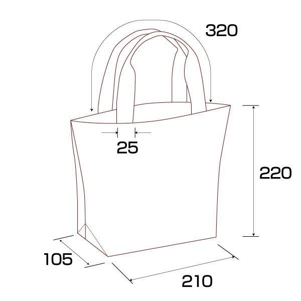デニムお散歩バッグ フロッキー トートバッグ おすわりわんこ・にゃんこシリーズ|petgp|12