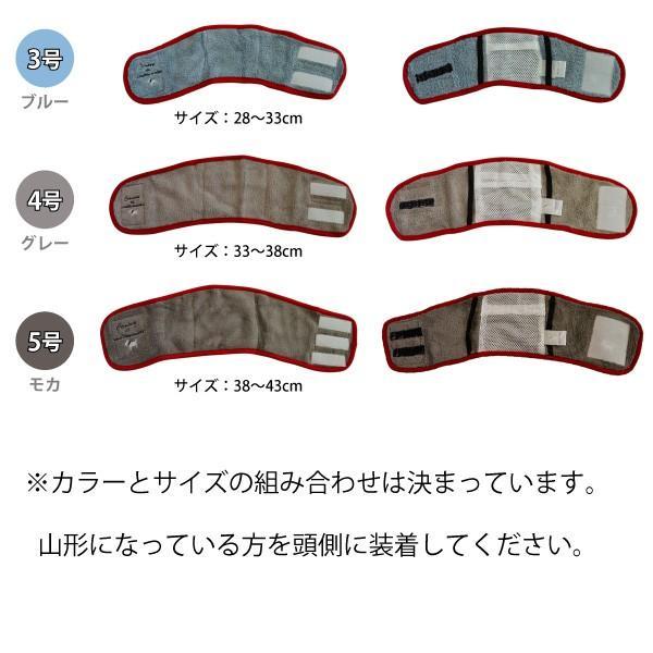 マナーバンド 吸水速乾マイクロファイバークイックドライ <3号> petgp 05