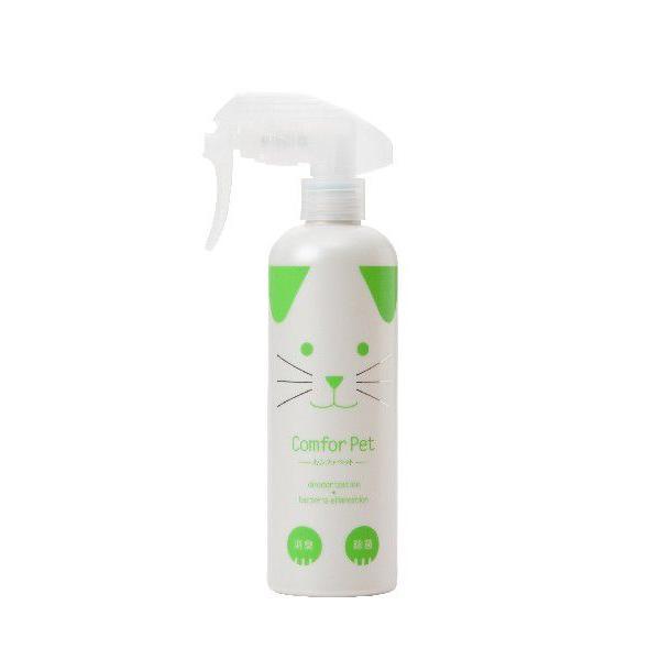 ペットが舐めても安心な消臭剤「カンファペット」 初回限定お試しセット(ボトル+詰替用) 犬・猫用 消臭・除菌 pethealth 02