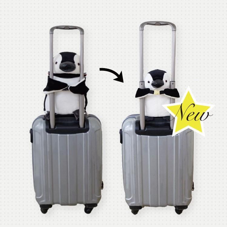 スーツケース 上 バッグ 機内持ち込み 軽量 小型 旅行 キャリーケース ショルダーバッグ キャリーオンペンギン2 プティルウ|petitloup|06
