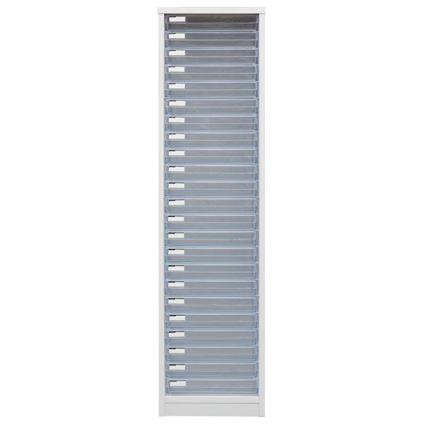 レターケース 木製フロアケース A4 MFE 1230 ホワイト アイリスオーヤマ レターケース 引き出し 23段 書類ケース