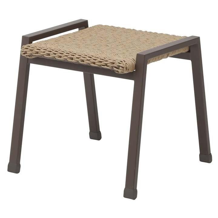 チェア リクライニング 椅子 ガーデンチェア マーレオットマン・スツール IGF-10O タカショー (代引不可)(TD) megastore PayPayモール店 - 通販 - PayPayモール