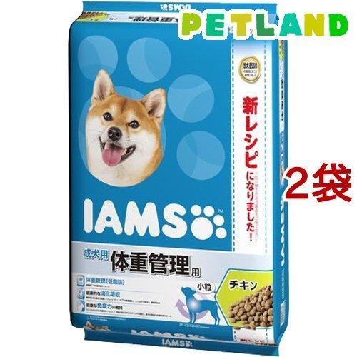 アイムス 成犬用 体重管理用 チキン 小粒 ( 12kg*2コセット )/ アイムス ( ドッグフード ) petland