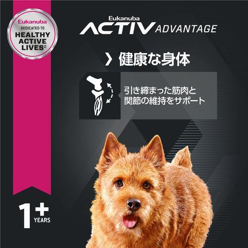 ユーカヌバ スモール アダルト 成犬用 小型犬用 1歳以上 ( 2.7kg )/ ユーカヌバ(Eukanuba)|petland|02