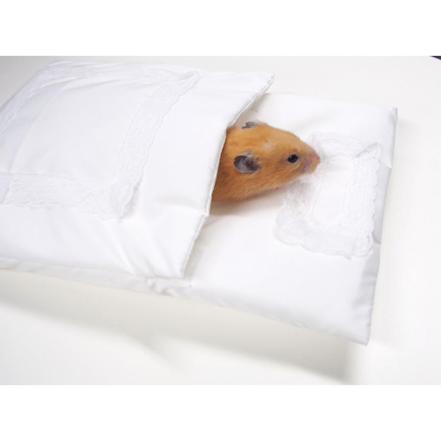 ペット仏具 ペット棺 天使のおふとん 小鳥 ハムスター 小動物用 petmemorial 06