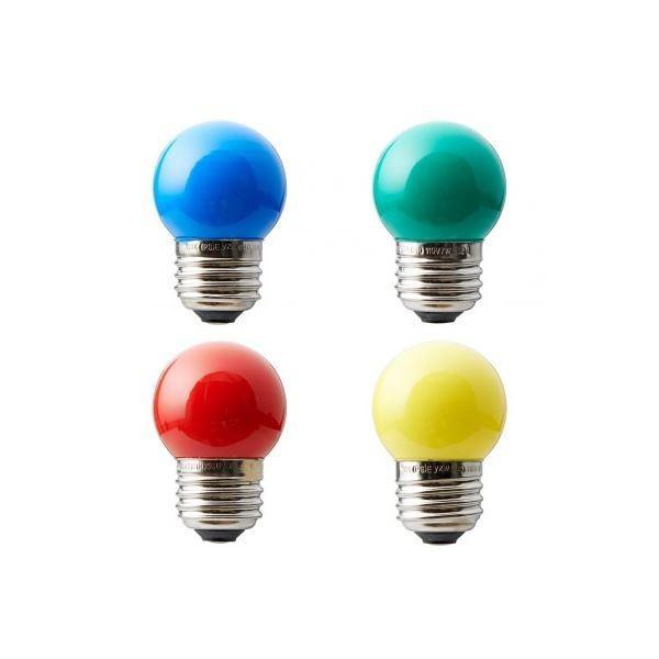 (まとめ)サイン球 電球7Wイエロー 電球7Wイエロー ヤザワ SIGN7WYL〔×30セット〕