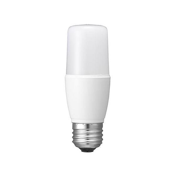 5個セット YAZAWA T形LED 60W形 E26 電球色 LDT8LGX5