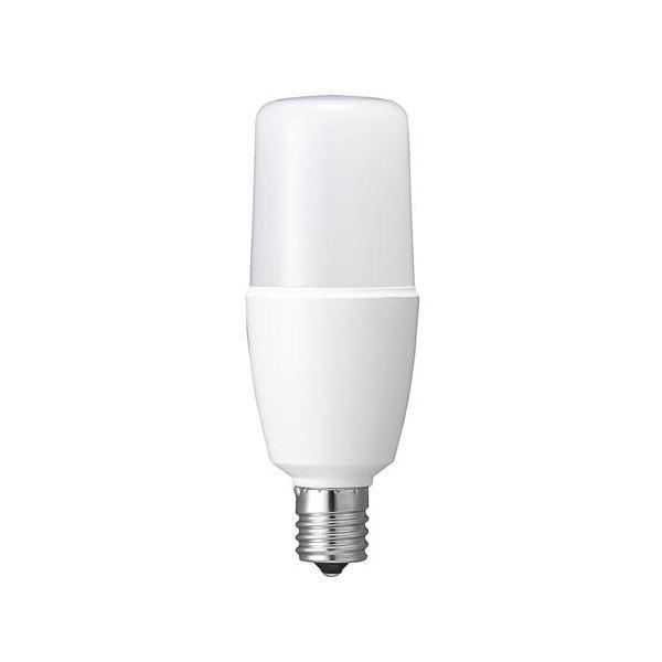 5個セット YAZAWA T形LED 60W形 E17 昼白色 LDT8NGE17X5