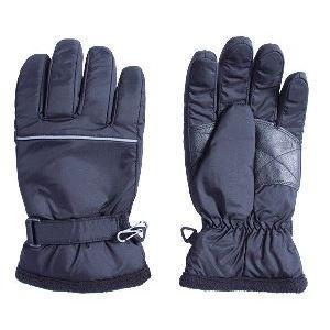 防水インナー内蔵 グローブ/手袋 〔メンズ 10組セット CM200〕 ブラック 約25×12×4cm 厚手 シンサレート 〔防寒用品〕〔代引不可〕