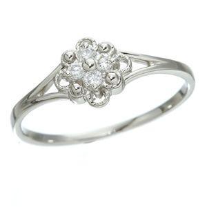 安い購入 プラチナダイヤリング 指輪 デザインリング3型 フローラ 13号, ベルコスメ(美容コスメ香水) 4d47382a