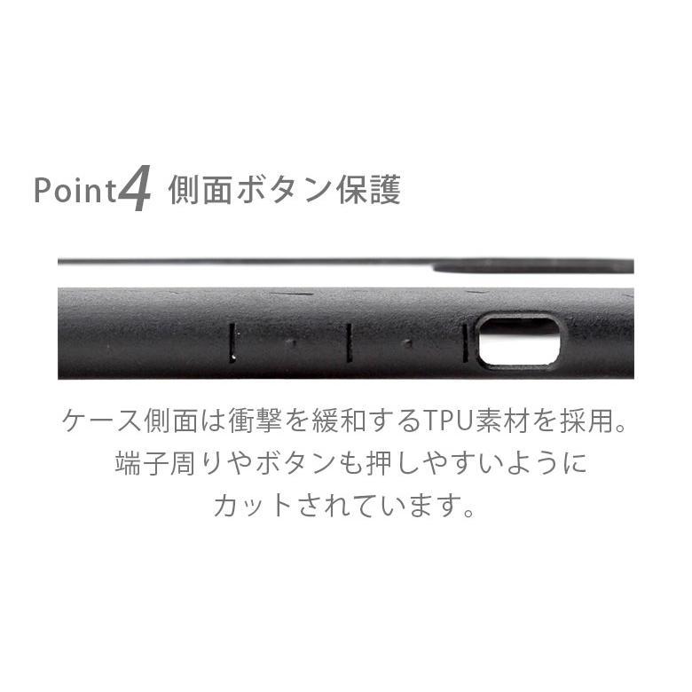 iPhone 12 mini用 ガラスタフケース ラウンドタイプ|pg-a|05