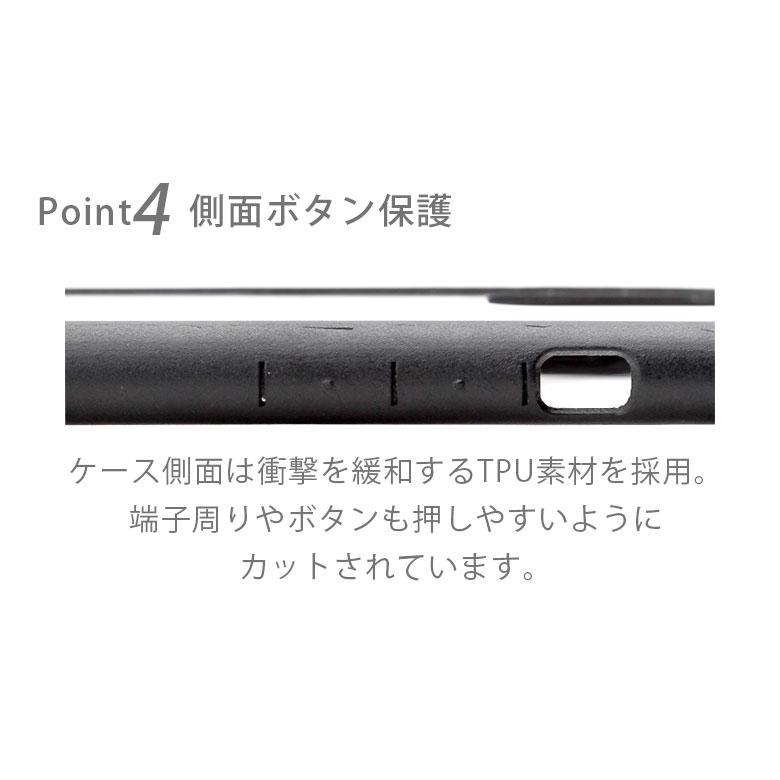 iPhone 12/12 Pro用 ガラスタフケース スクエアタイプ pg-a 05