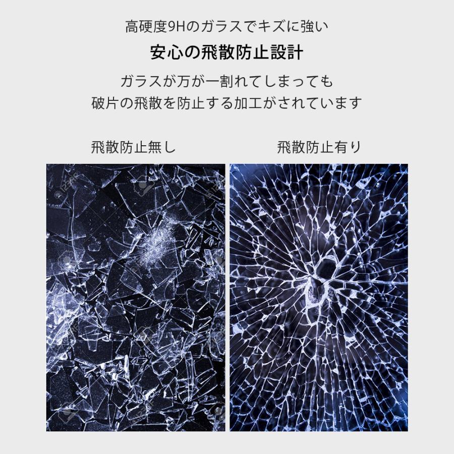 iPhone 13 Pro Max用 ガラスフリップケース pg-a 05