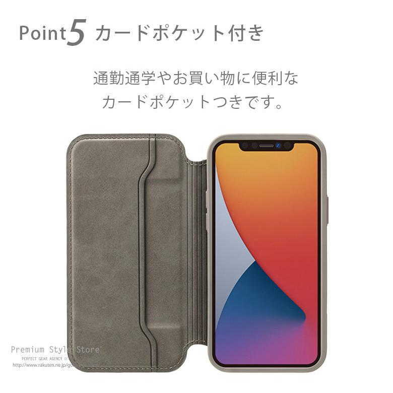 iPhone 12 スマホケース 手帳型 Disney 12 Pro 12mini SE(第2世代) 8 7 6s 6用|pg-a|07