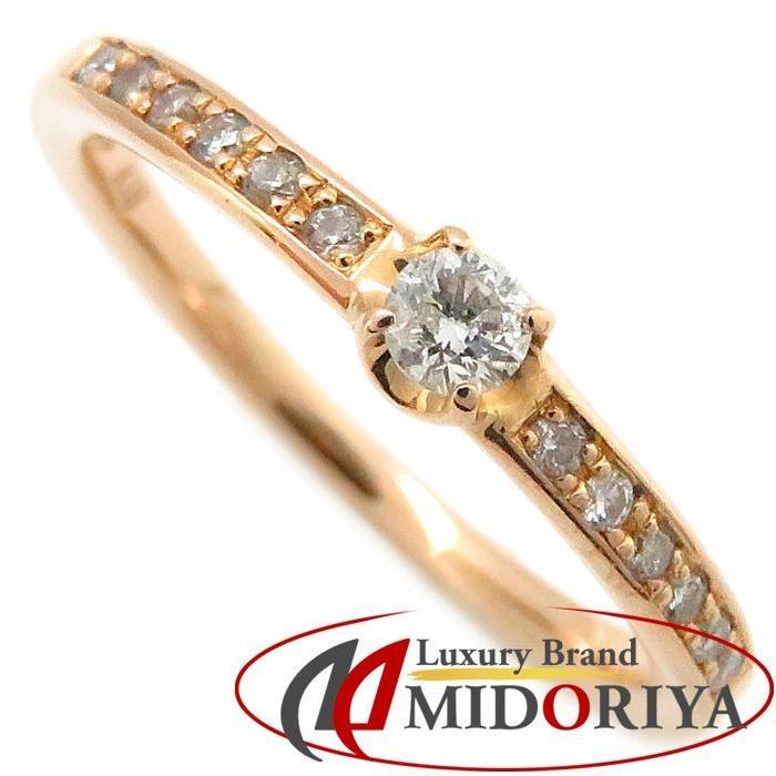魅力的な価格 4℃ ヨンドシィ リング ダイヤモンド K18PG 10号 ピンクゴールド 指輪/099725【】, Ozオズ a84dbe2c