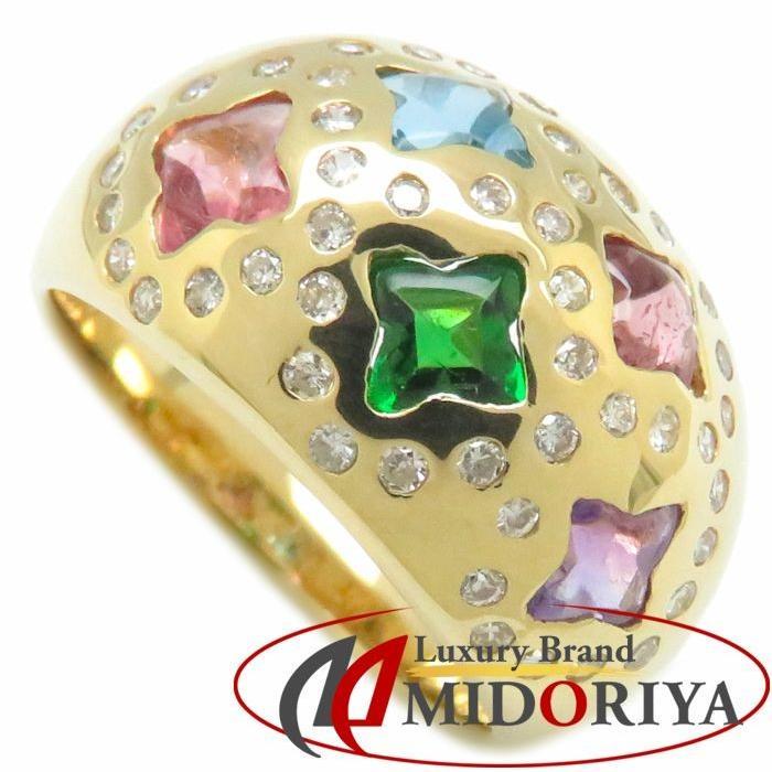 高価値 リング K18YG マルチストーン1.23ct 指輪 ダイヤモンド0.32ct イエローゴールド 10号 18金 レディース イエローゴールド 指輪 レディース ジュエリー/63657【】, SEKIDO RC SELECT:e5ca99fa --- airmodconsu.dominiotemporario.com
