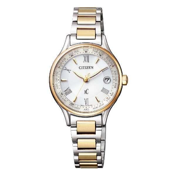 ベストセラー シチズン クロスシー Titania Line Happy Flight ソーラー 電波 時計 レディース 腕時計 EC1166-58A, オストゥーニ(インテリア雑貨) 07fd25a2