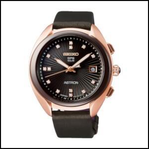 【上品】 セイコー アストロン GPS ソーラー 電波 時計 レディース 腕時計 STXD004, 新得町 41aead2a