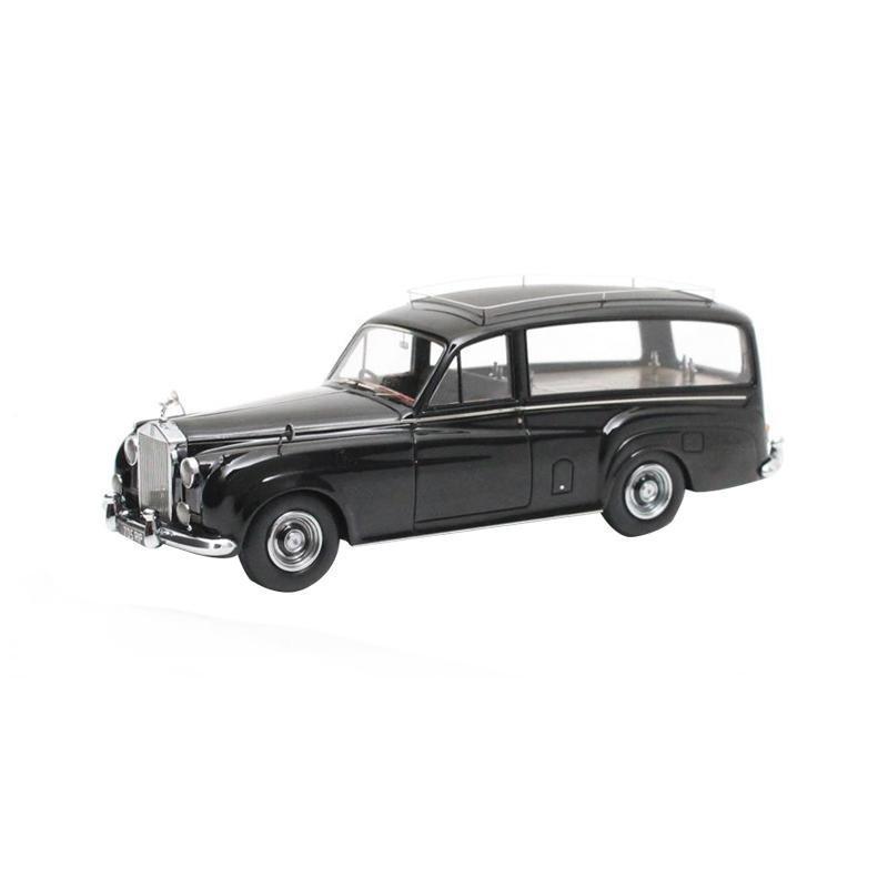【日時指定可】MATRIX/マトリックス ロールス・ロイス SC 霊柩車 Simpson & Slater (1957) 1/43スケール MX41705-061