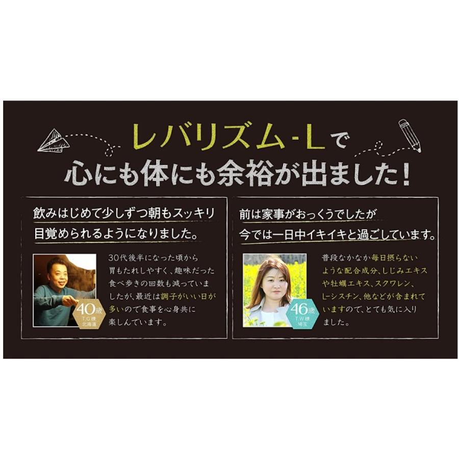レバリズム L 90粒 ビタミンB2 健康習慣 肝心要 肝臓 お酒 飲酒 サプリメント 送料無料 定番 pia-store 06