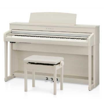 安値 電子ピアノ カワイ デジタルピアノ 組立設置配送 CA79A プレミアムホワイトメープル調 実物