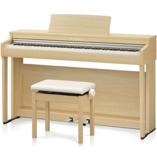 注文後の変更キャンセル返品 店内限界値引き中 セルフラッピング無料 電子ピアノ カワイ デジタルピアノ CN29LO 組立設置配送 プレミアムライトオーク調