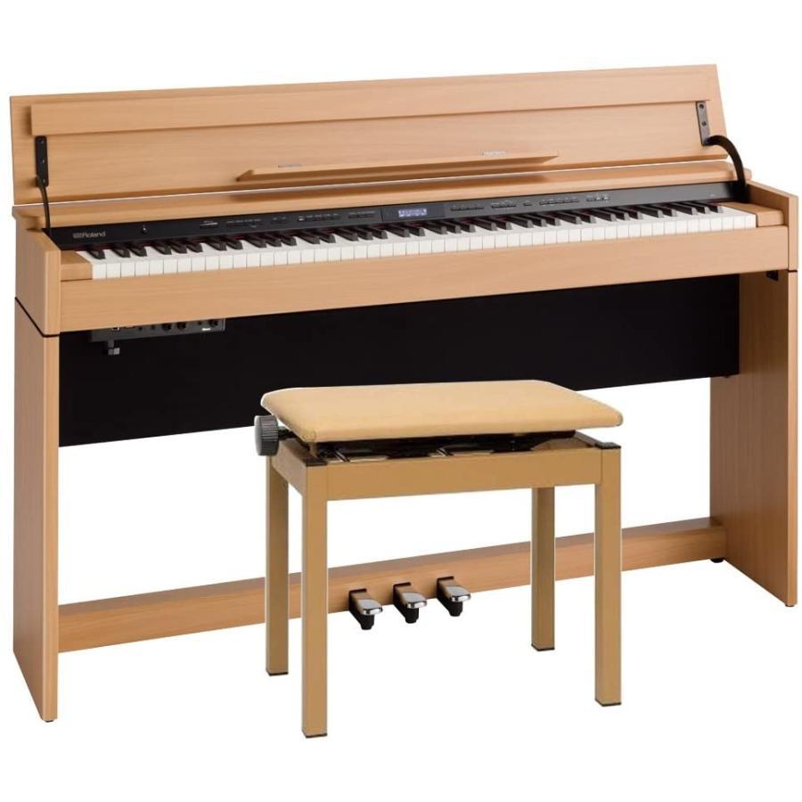 電子ピアノ ローランド 日時指定 デジタルピアノ お客様組立 お届けのみ 《週末限定タイムセール》 DP603NBS