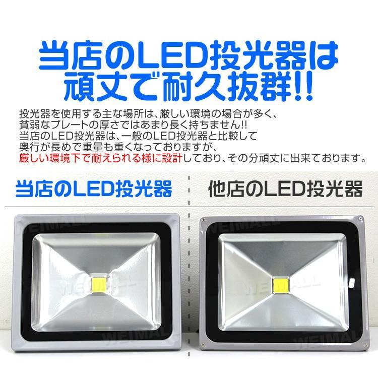 LED投光器 50W 300W相当 RGB16色 イルミネーション リモコン付 スポットライト ステージ 12個セット pickupplazashop 13