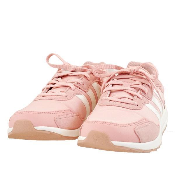 レディース 靴 スニーカー アディダス レトロランW レトロランニング ピンクスピリット/クラウドホワイト/ピンクスピリット(ピンク/ホワイト) EG4214|pieds