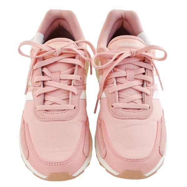 レディース 靴 スニーカー アディダス レトロランW レトロランニング ピンクスピリット/クラウドホワイト/ピンクスピリット(ピンク/ホワイト) EG4214|pieds|02
