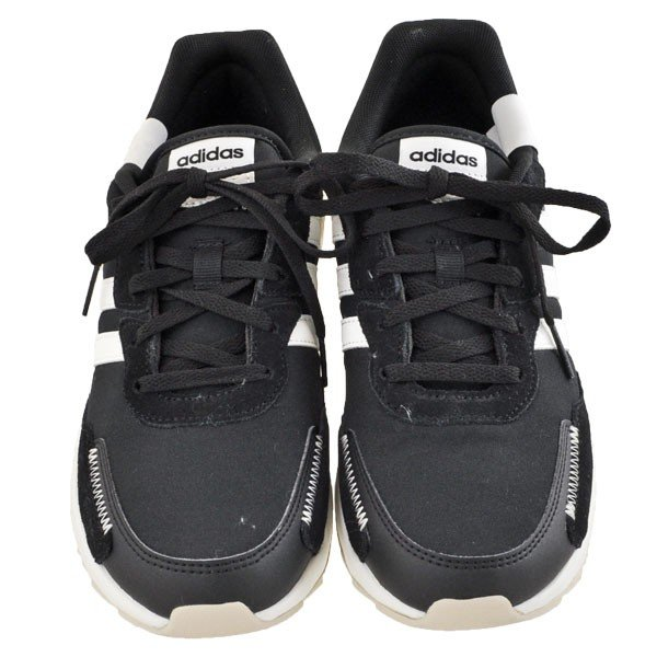 レディース 靴 スニーカー アディダス レトロランW レトロランニング コアブラック/クラウドホワイト/アルミナ(ブラック/ホワイト) EH1859|pieds|02