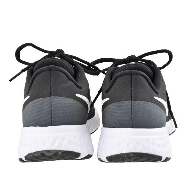 レディース 靴 スニーカー ウィメンズ ナイキ レボリューション5 ブラック/ホワイト/アンスラサイト(ブラック/ホワイト) NIKEBQ3207-002 pieds 04