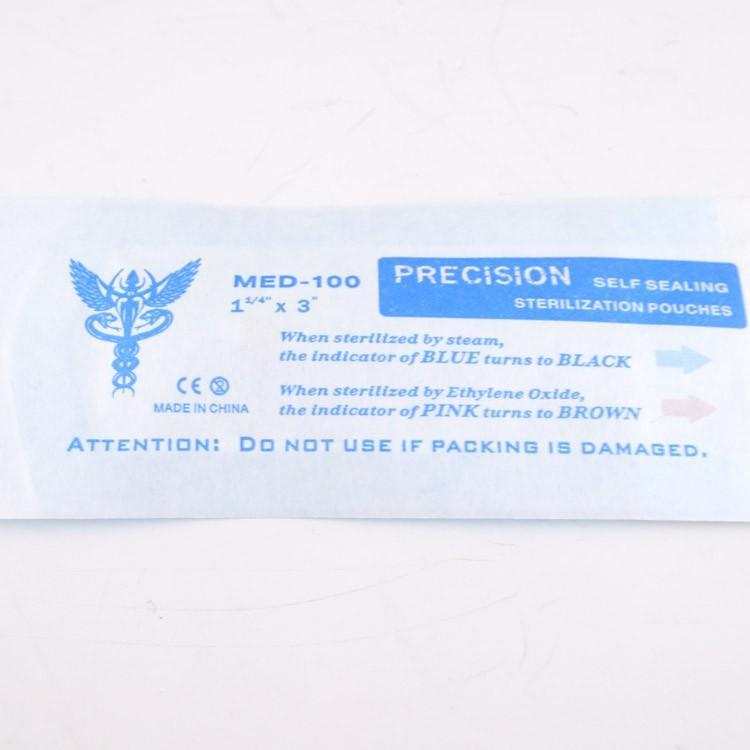 1注文で何商品でも100円 ボディピアス オートクレーブ滅菌パックサービス  ボディーピアス|piercing-nana|05