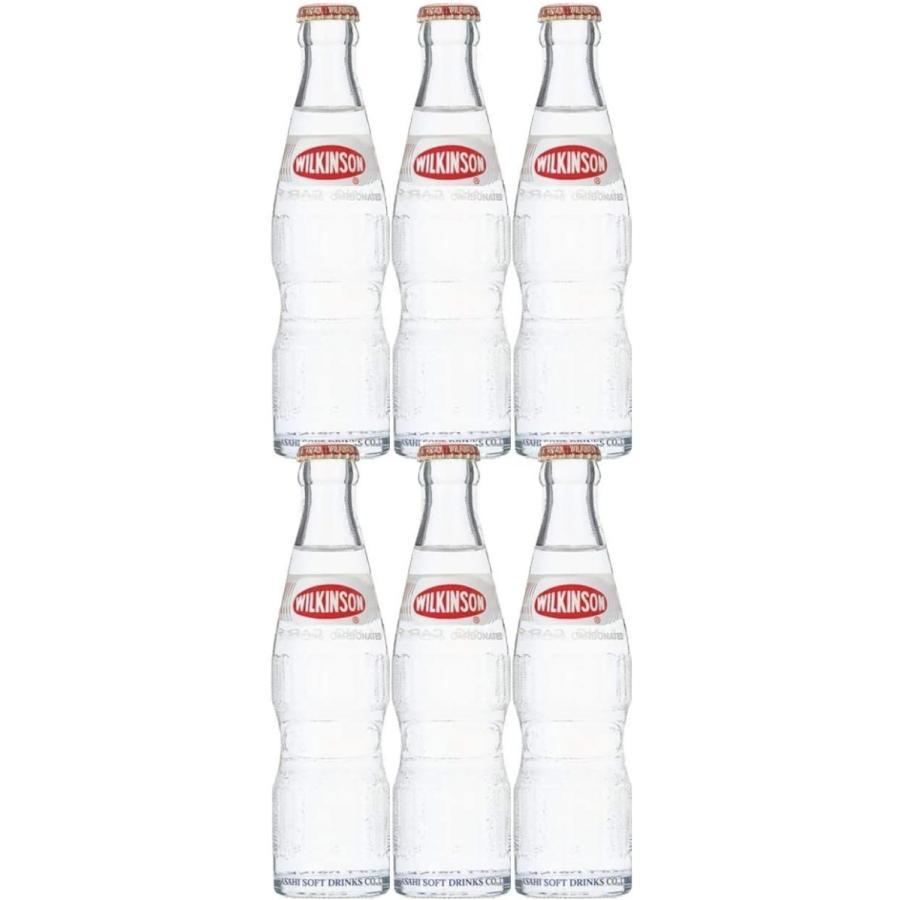 ウィルキンソン炭酸水190ml x 6本 piersanbashi