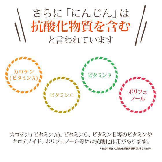 繊維入りにんじんりんごレモンジュース 1000ml×1本 栄養機能性食品 ビタミンA ストレートジュース 無農薬人参 食品 pika831 11
