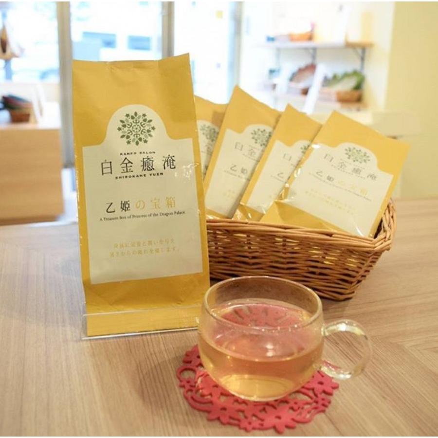 お茶 健康茶 漢方茶 乙姫の宝箱(10ティーパック入り)|pilot-medicalcare|04