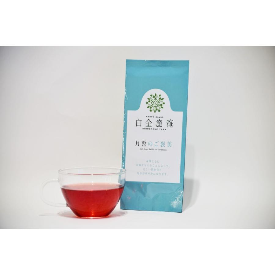 お茶 健康茶 漢方茶 月兎のご褒美(3ティーパック入り)|pilot-medicalcare