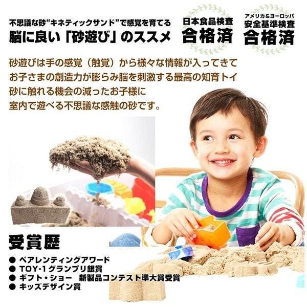砂遊び 砂 室内 キネティックサンド 2LB ラングスジャパン 3歳 おもちゃ kinetic sand 室内用 子供 キッズ ギフト 誕生日プレゼント ねんど 粘土 男の子 女の子|pinkybabys|06
