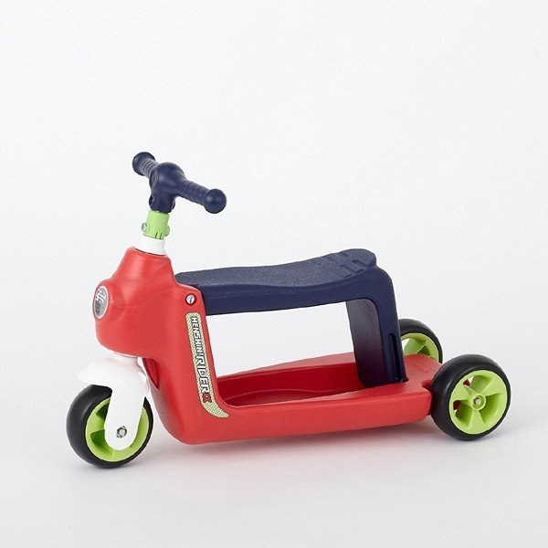 正規品 乗用玩具 2歳 3歳 1歳 足けり へんしんライダーα 乗り物 おもちゃ 室内 子供 キッズ kids baby スクーター 三輪車 バランスバイク 誕生日プレゼント pinkybabys 04