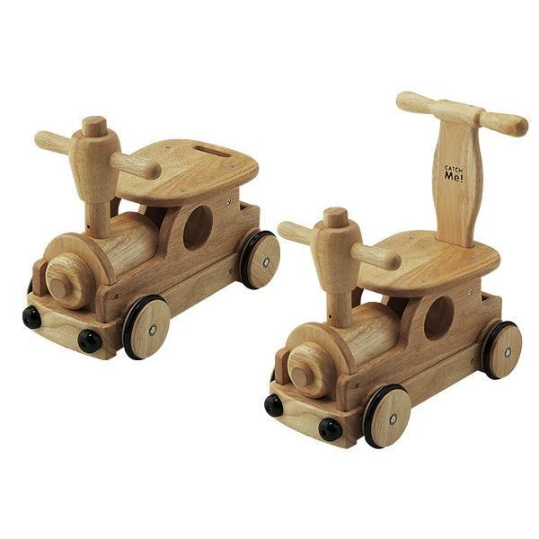 乗用玩具 足けり 木's乗用ポッポ 野中製作所 乗用 おもちゃ 手押し車 乗り物 乗物 木製 室内 子供 誕生日プレゼント ギフト お祝い おすすめ 男の子 女の子 pinkybabys 05