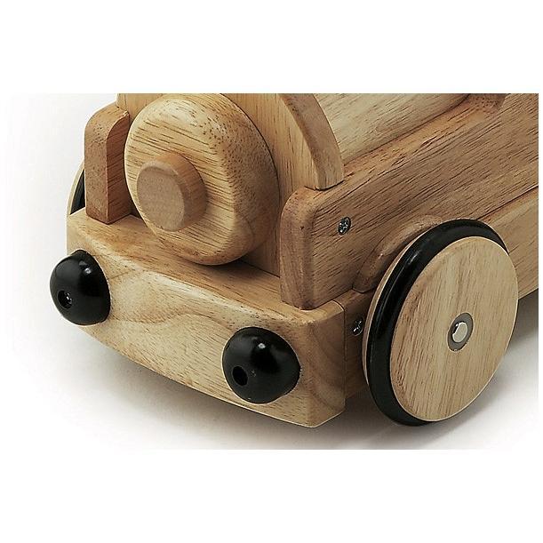 乗用玩具 足けり 木's乗用ポッポ 野中製作所 乗用 おもちゃ 手押し車 乗り物 乗物 木製 室内 子供 誕生日プレゼント ギフト お祝い おすすめ 男の子 女の子 pinkybabys 07