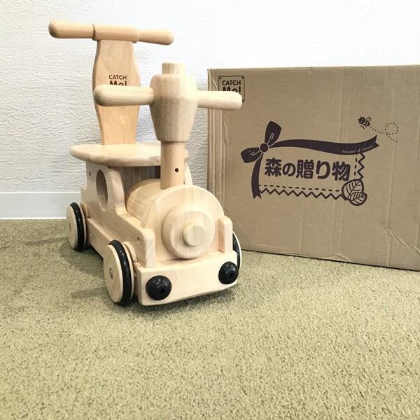 乗用玩具 足けり 木's乗用ポッポ 野中製作所 乗用 おもちゃ 手押し車 乗り物 乗物 木製 室内 子供 誕生日プレゼント ギフト お祝い おすすめ 男の子 女の子 pinkybabys 08