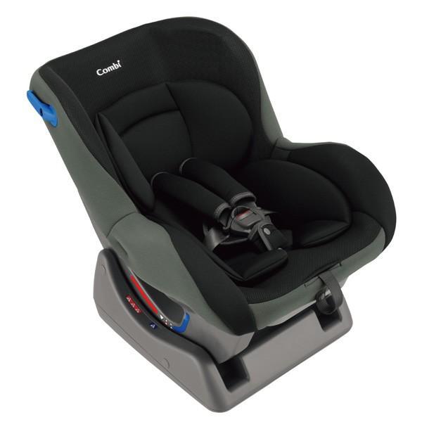 チャイルドシート 新生児 1歳 3歳 2歳 コンビ ウィゴー メッシュ LH グレー ベビー 赤ちゃん 出産準備 育児 車 カーシート カー用品 一部地域送料無料|pinkybabys|02