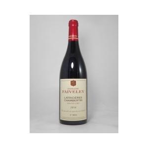 ラトリシエール シャンベルタン グラン クリュ 2014 フェヴレ 750ml 赤ワイン フランス ブルゴーニュワイン ピノノワール