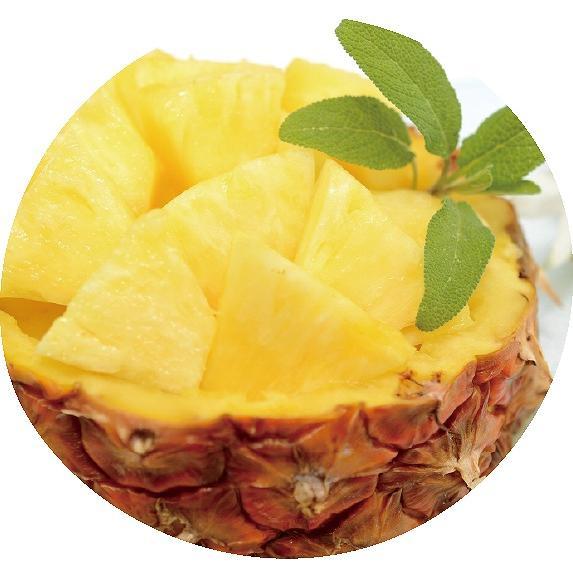 ホワイトデー クッキー パイナップル バター ジャム ギフト (クアパパ)3892 コロットパインクッキー 116 カフェ|pion-net|03