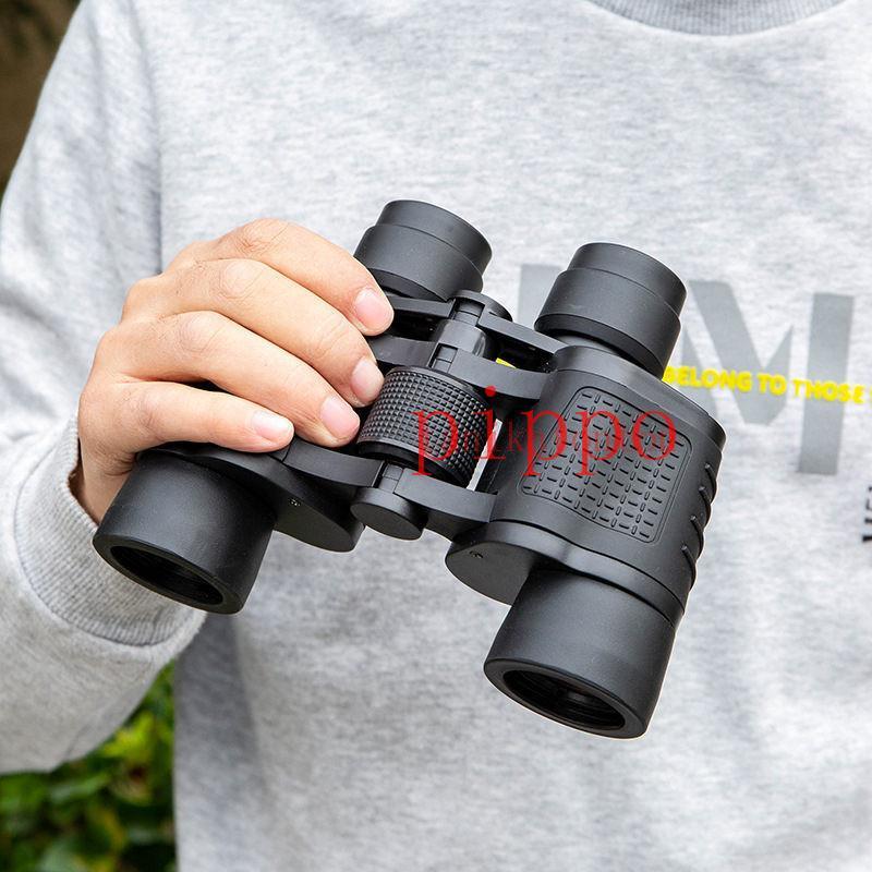 双眼鏡 望遠鏡 コンサート 高倍率 80×80 10倍 コンパクト 高解像度 高透過率 野球観戦 舞台鑑賞 野鳥観察 アウトドア 夜間観察 pippo 05